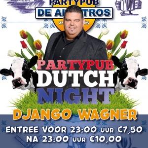 Dutch Night met Django Wagner
