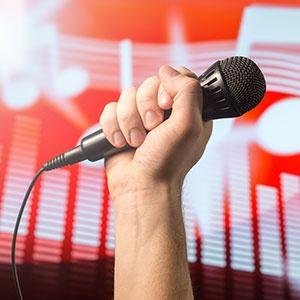 Niek & Noah's GROTE karaoke show